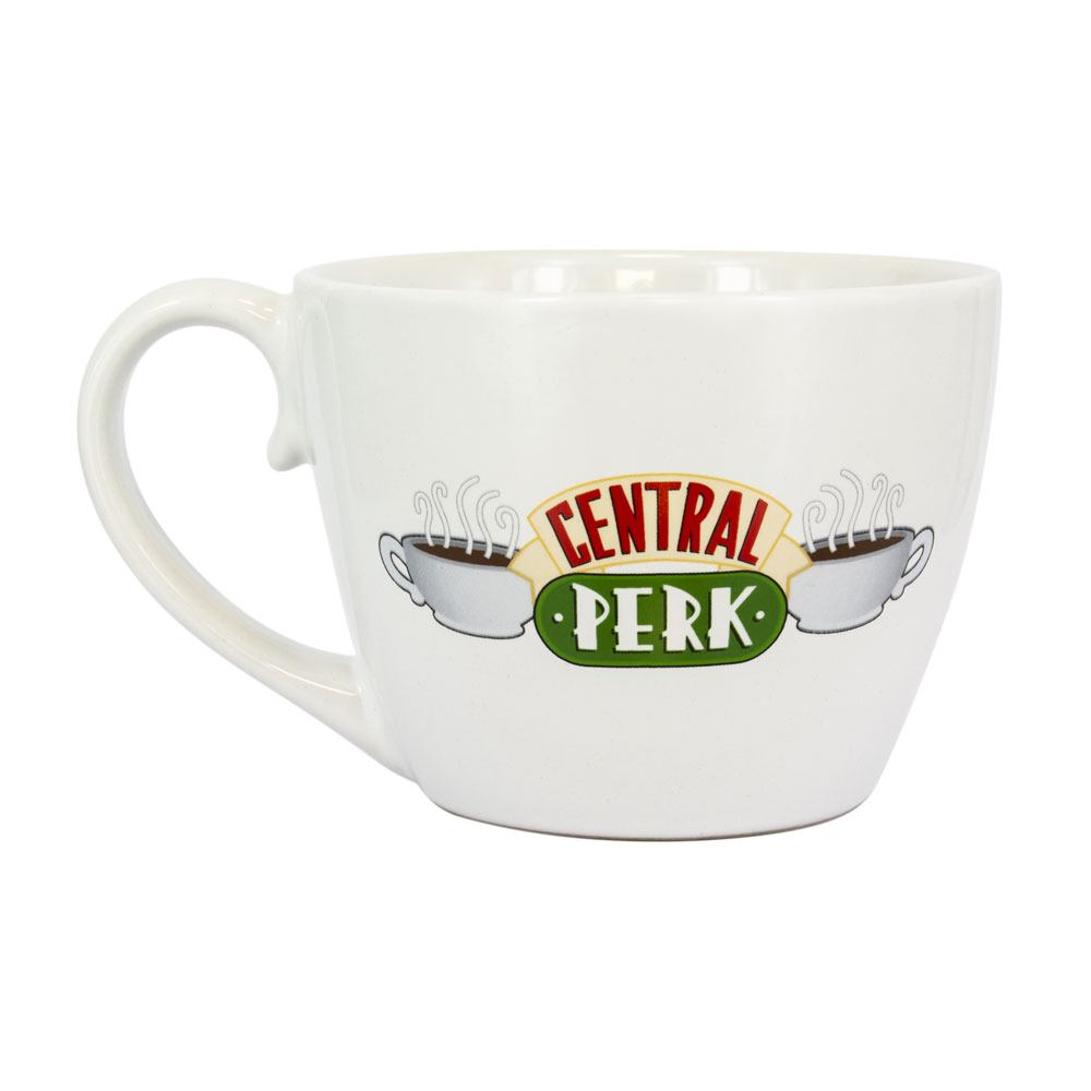 Friends Cappuccino Mug Central Perk