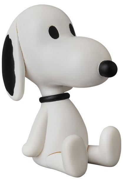 Peanuts UDF Series 9 Mini Figure Teddy Bear Snoopy 8 cm