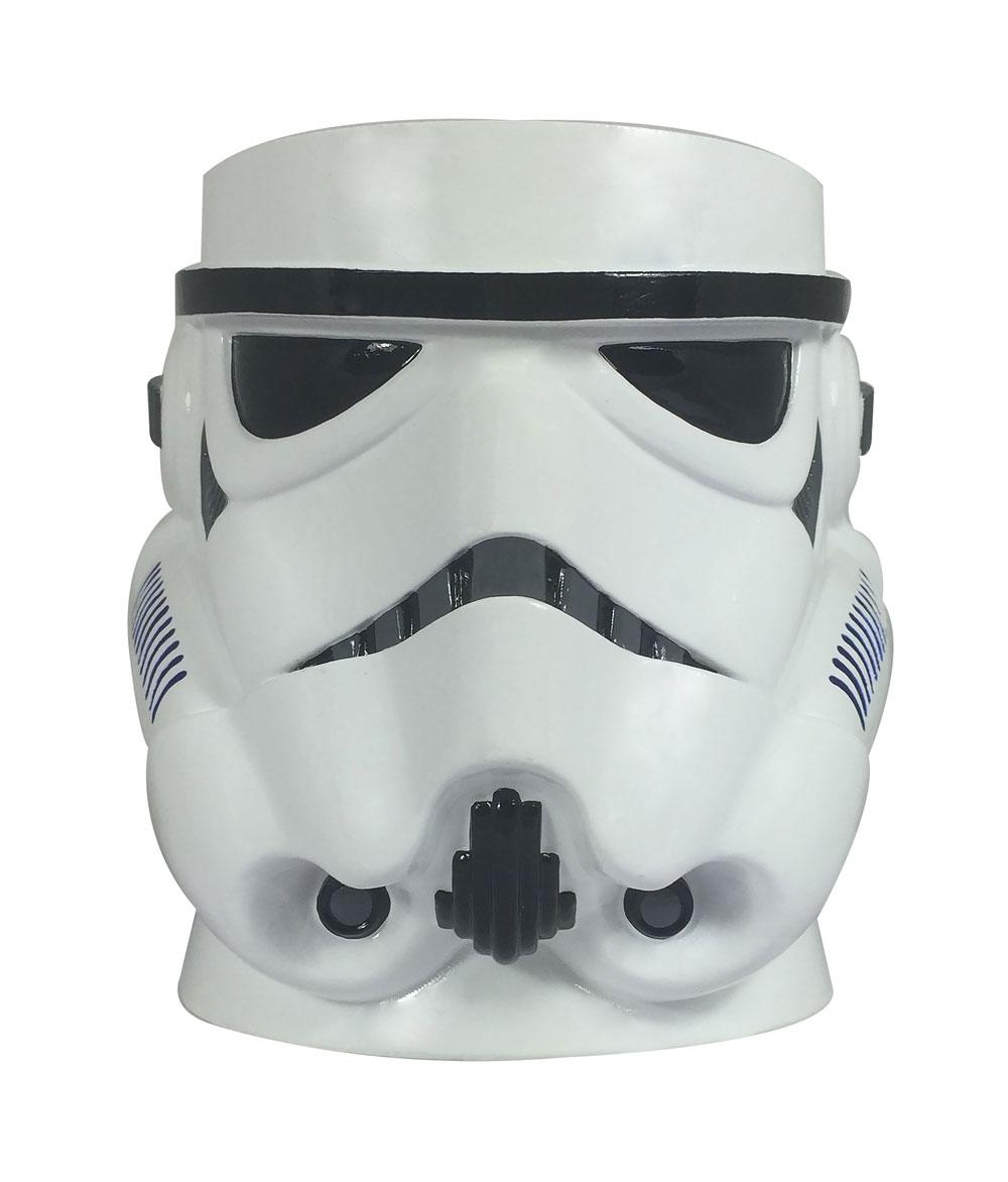 Star Wars Plant Pot Coloured Stormtrooper 15 cm