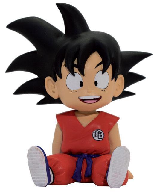 Dragonball Bust Bank Son Goku 14 cm