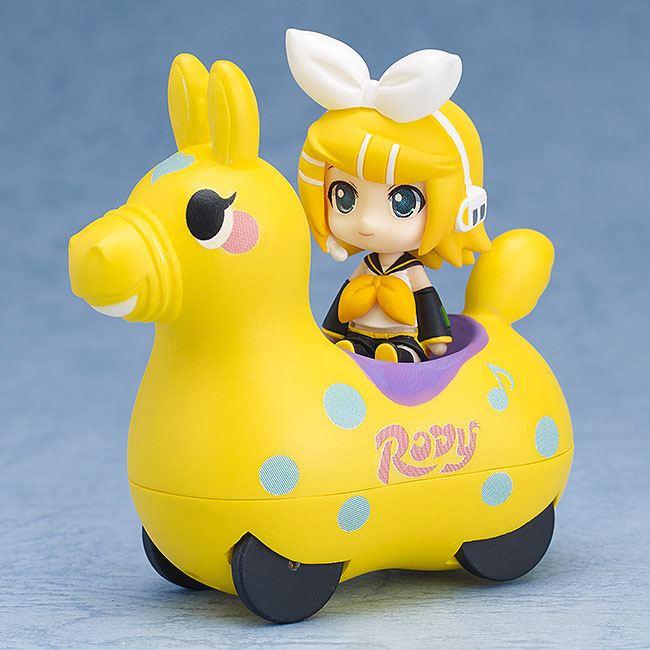 Hatsune Miku x CuteRody Pullback Car Kagamine Rin 7 cm