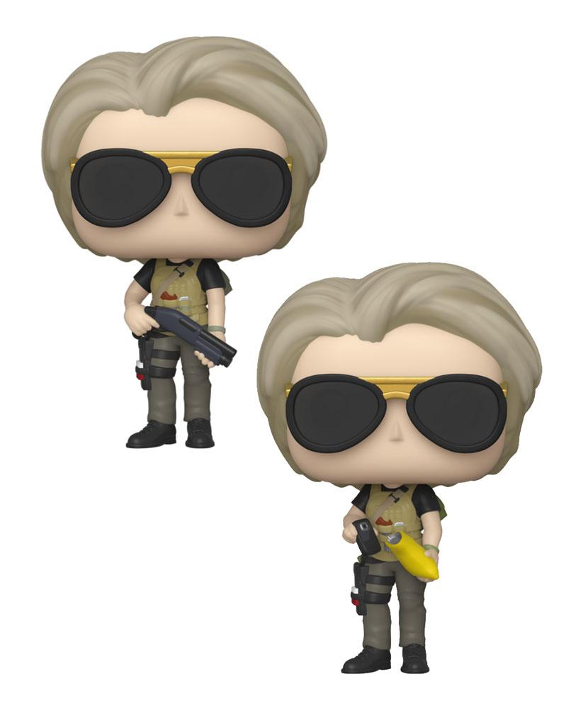 Terminator: Dark Fate POP! Movies Vinyl Figures Sarah Connor 9 cm Assortment (6)