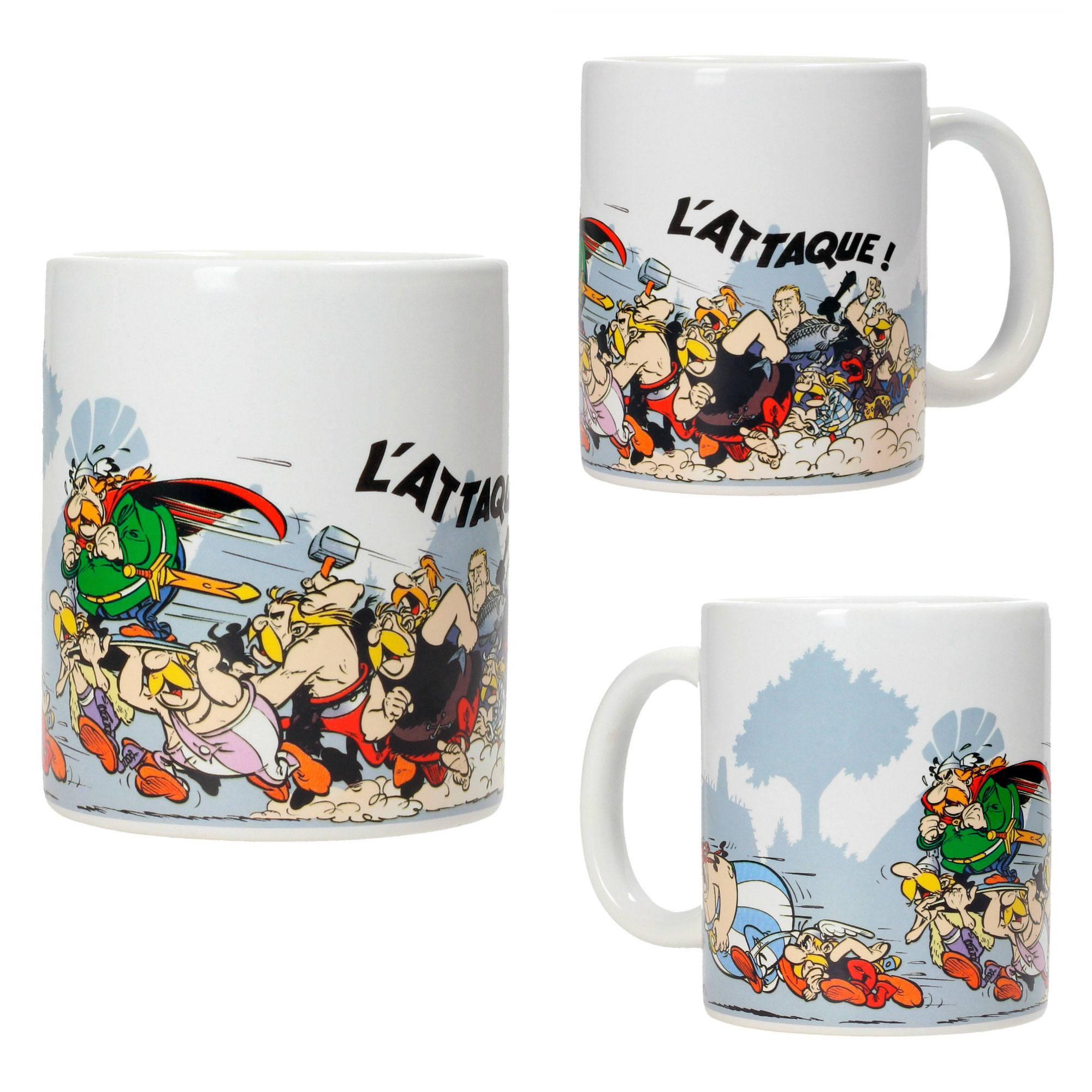 Asterix Mug Characters