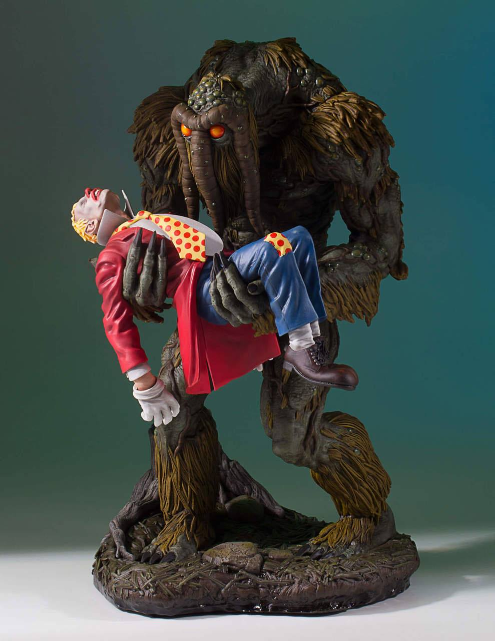 Marvel Collectors Gallery Statue 1/8 Man-Thing 25 cm