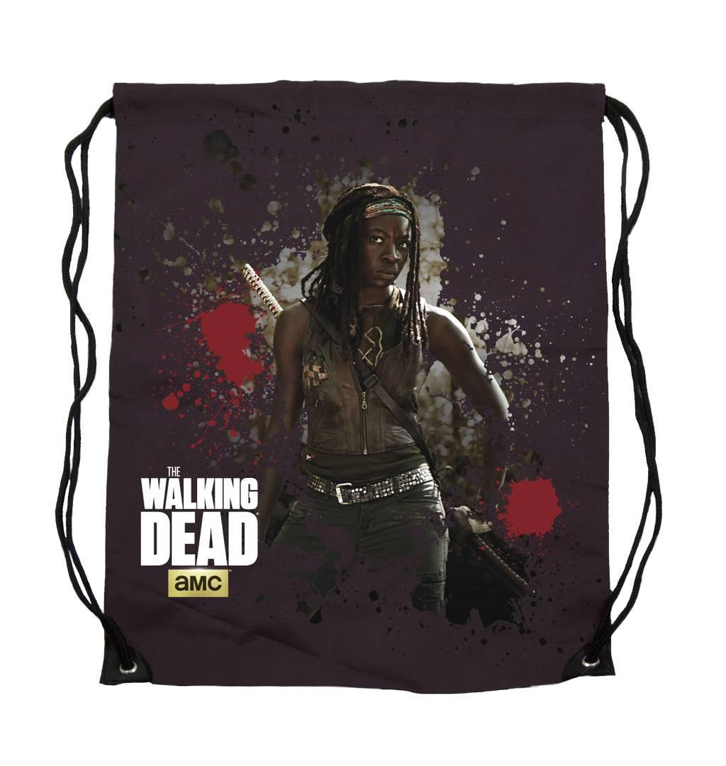 The Walking Dead Cinch Bag Michonne