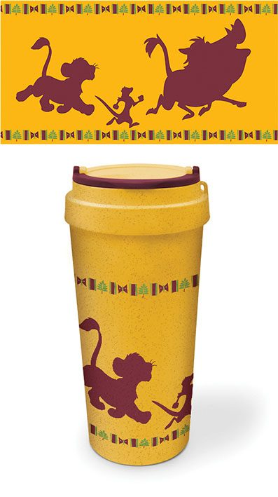 The Lion King Travel Mug Hakuna Matata