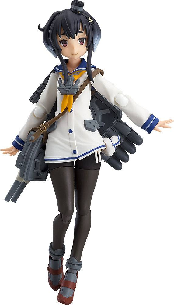Kantai Collection Figma Action Figure Tokitsukaze 13 cm
