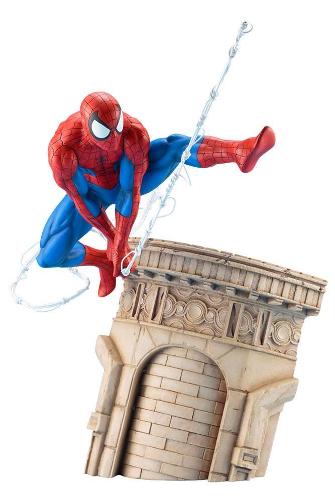 Marvel Universe ARTFX Statue 1/6 Spider-Man Web Slinger 38 cm