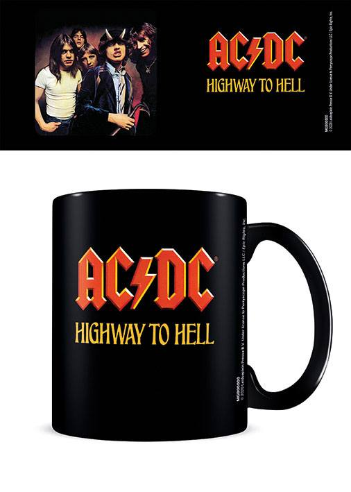 AC/DC Mug Highway To Hell