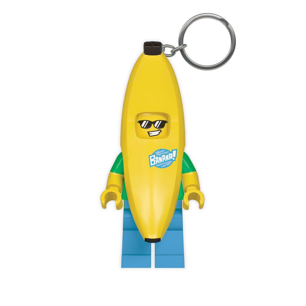 LEGO Classic Light-Up Keychain Banana 8 cm