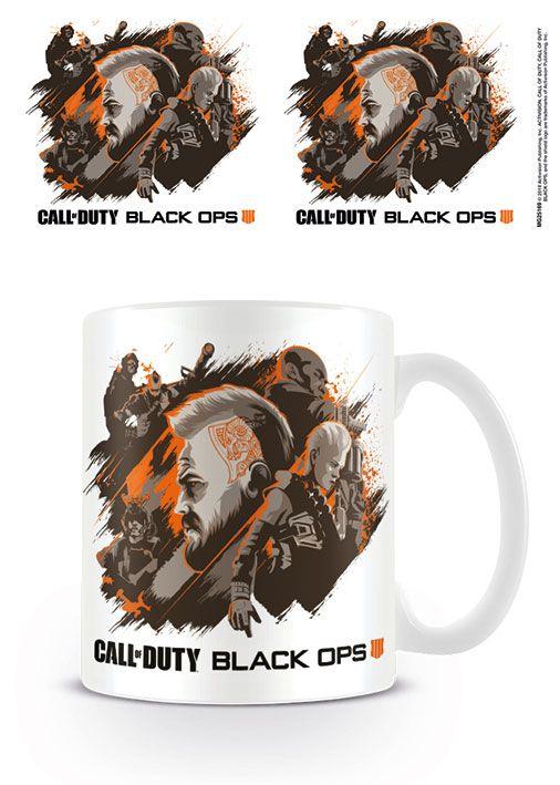 Call of Duty Black Ops 4 Mug Group