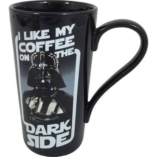 Star Wars Latte-Macchiato Mug Dark Side