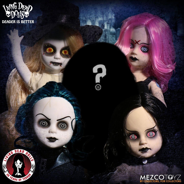 Living Dead Dolls 20th Anniversary Case 25 cm (5)