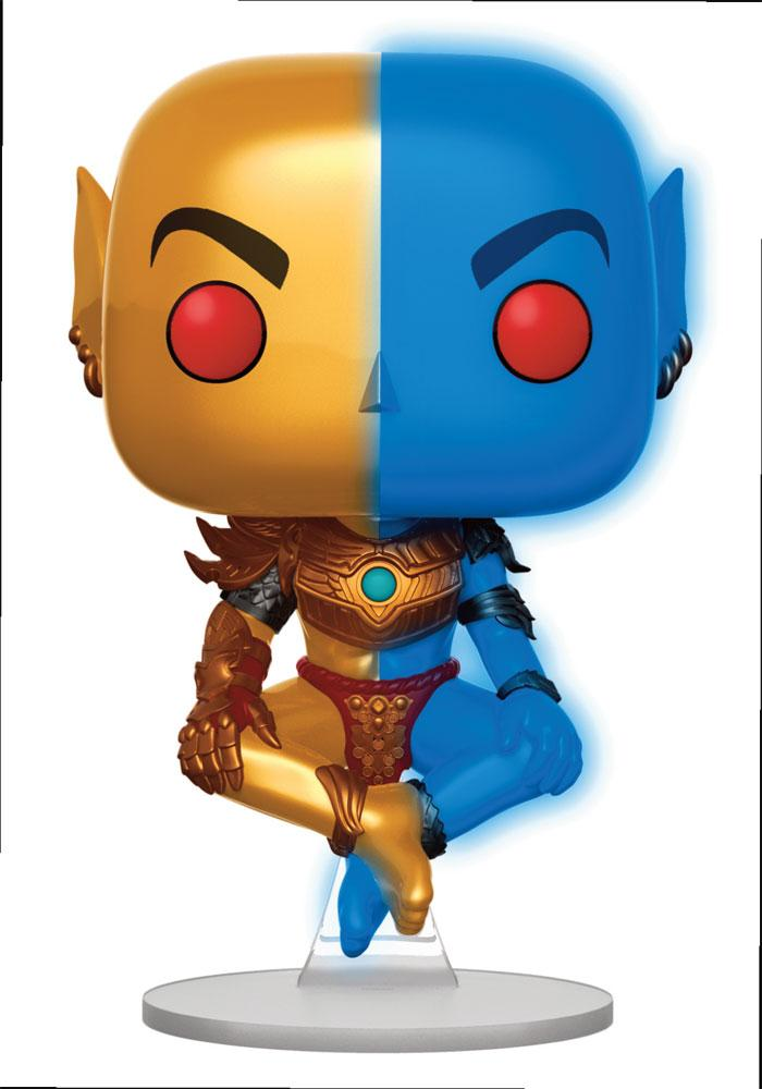 The Elder Scrolls Online Morrorwind POP! Games Vinyl Figure Vivec GITD 9 cm