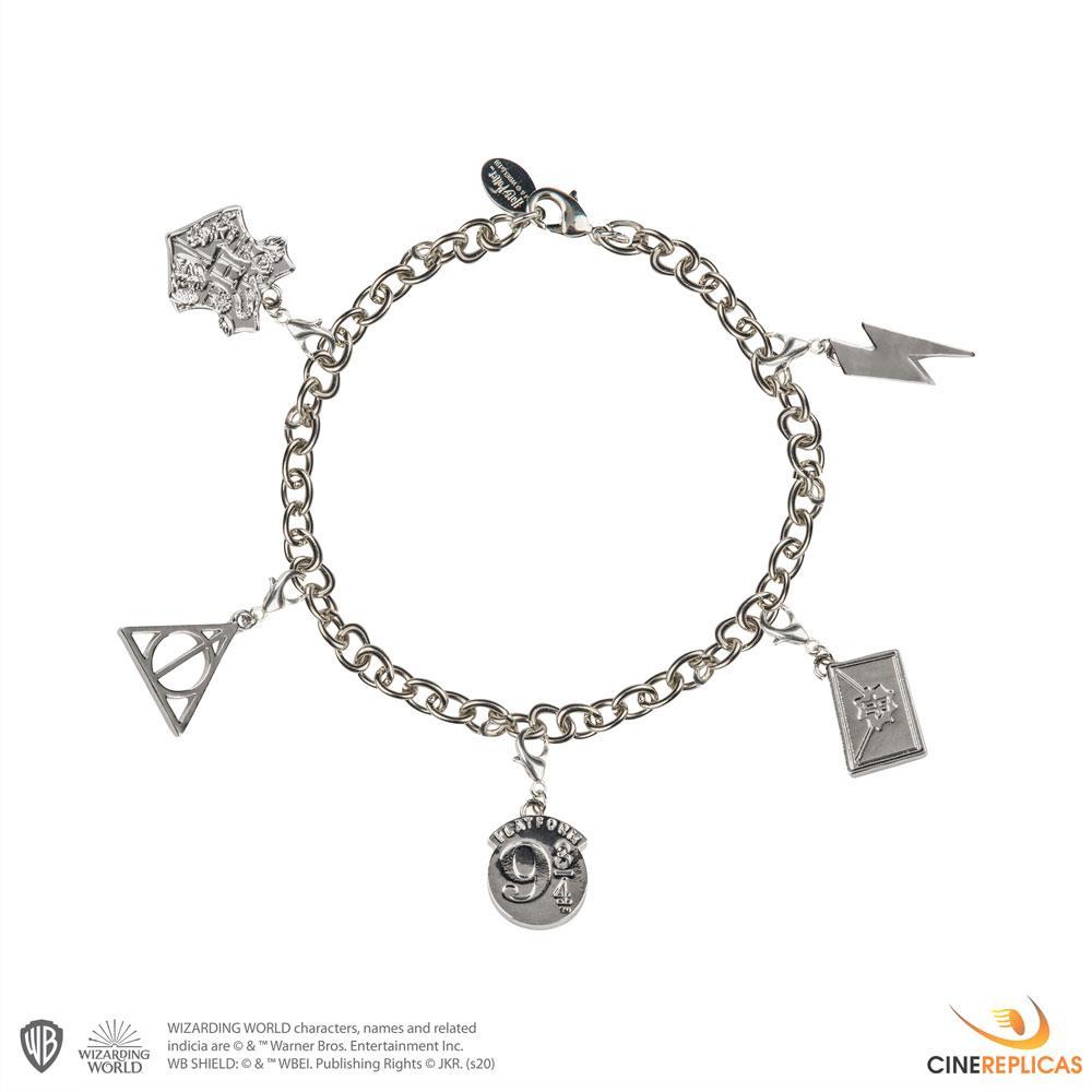 Harry Potter Charm Bracelet Symbols