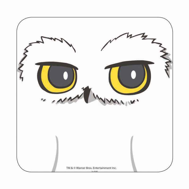 Harry Potter Coaster Hedwig Case (6)