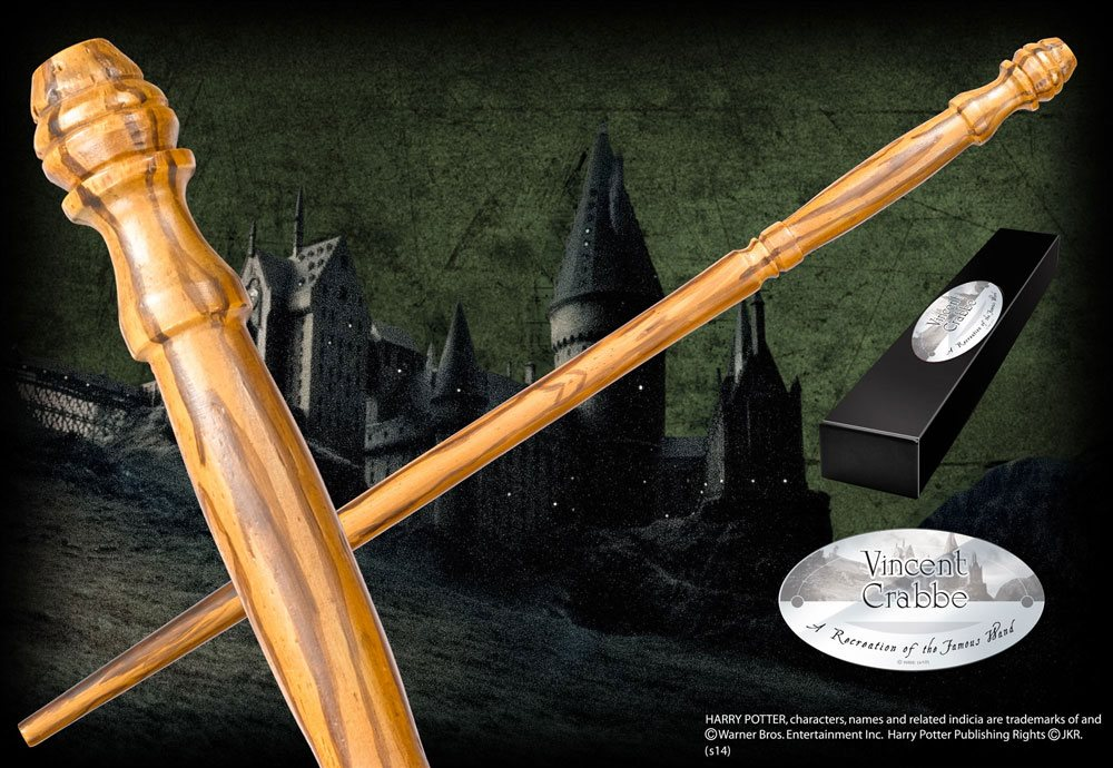 Harry Potter Wand Vincent Crabbe (Character-Edition)