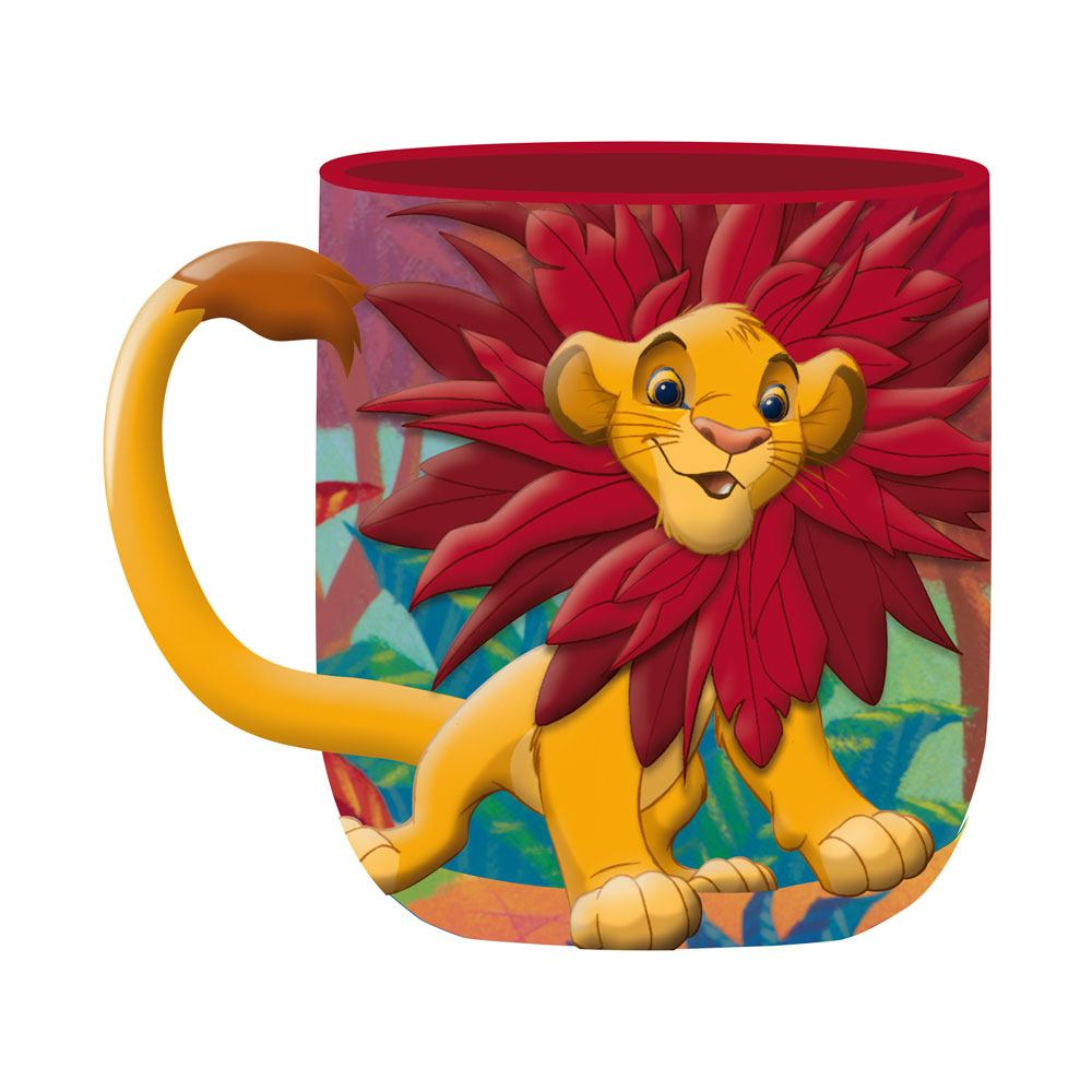 The Lion King Shaped Mug Simba