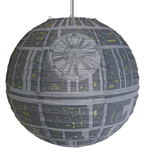 Star Wars Paper Light Shade Death Star 30 cm