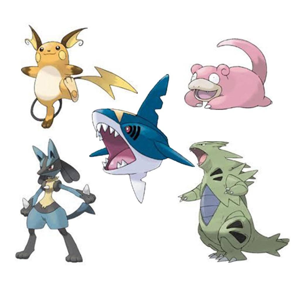 Pokémon Plush Figures 30 cm Wave 3 Assortment (6)