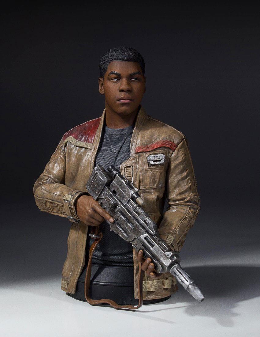 Star Wars Episode VII Bust 1/6 Finn 17 cm