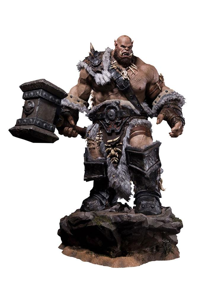 Warcraft Epic Series Premium Statue Orgrim 65 cm