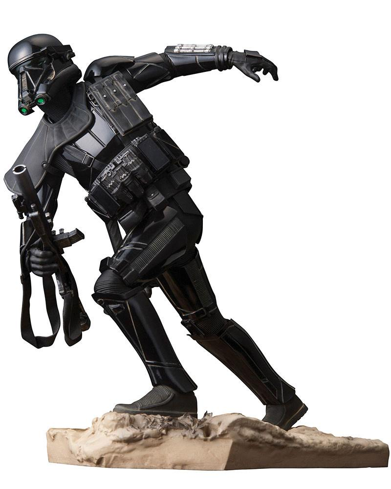 Star Wars Rogue One ARTFX Statue 1/7 Death Trooper 24 cm