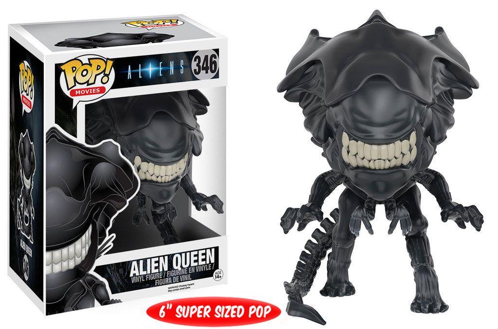 Aliens Super Sized POP! Movies Vinyl Figure Alien Queen 15 cm