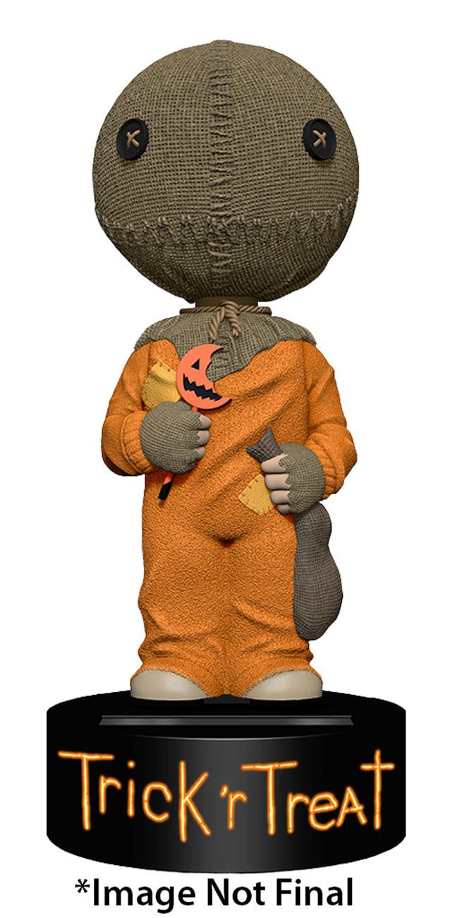 Trick R Treat Body Knocker Bobble-Figure Sam 16 cm