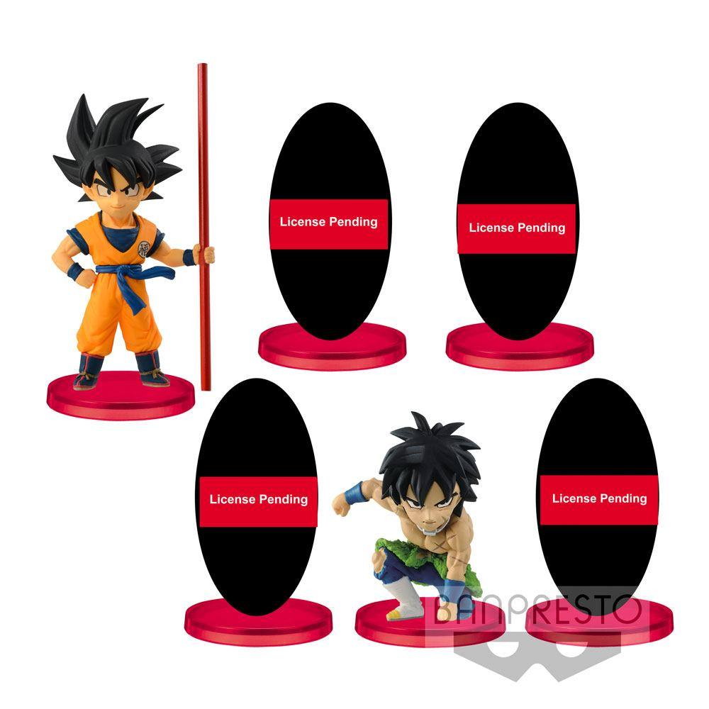 Dragon Ball Super Movie WCF ChiBi Figures 7 cm Assortment Diorama Vol. 1 (28)