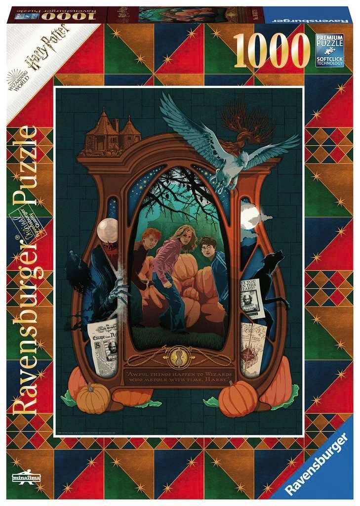 Harry Potter Jigsaw Puzzle The Secret of Azkaban (1000 pieces)