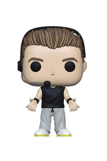NSYNC POP! Rocks Vinyl Figure JC Chasez 9 cm