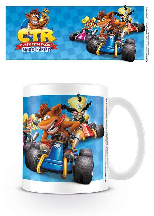 Crash Team Racing Mug Race