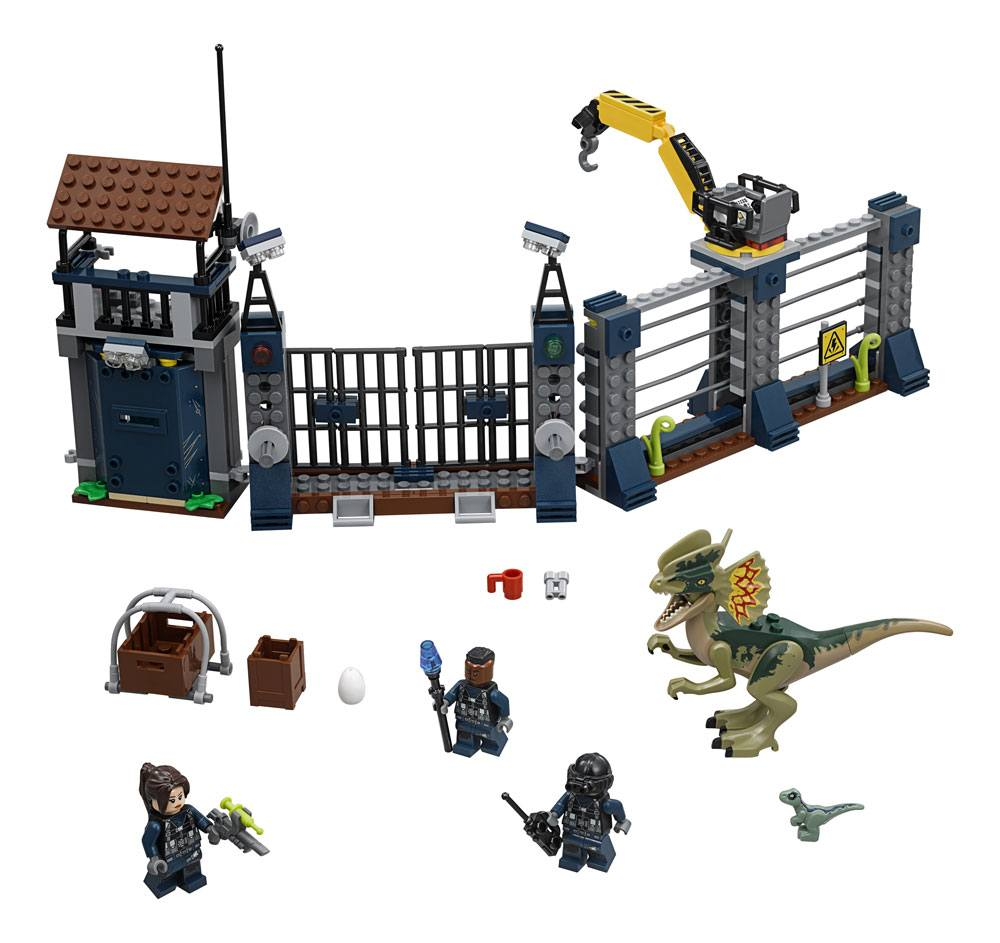 LEGO® Jurassic World™ - Dilophosaurus Outpost Attack