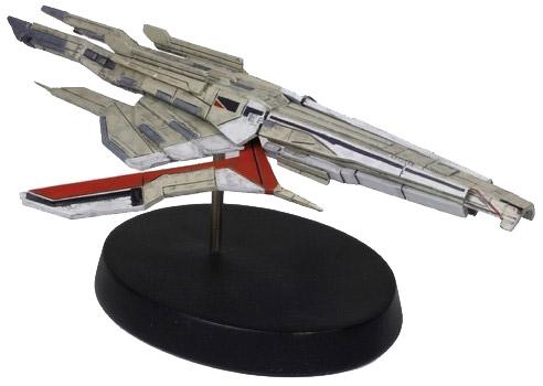 Mass Effect Replica Turian Cruiser 15 cm