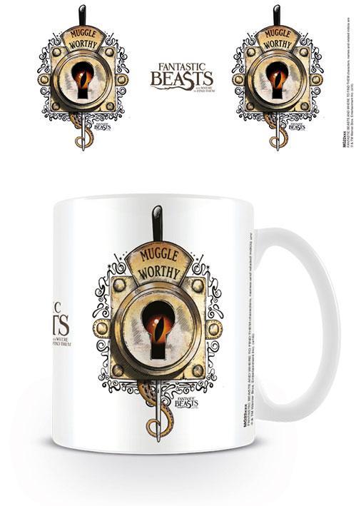 Fantastic Beasts Mug Muggle Worthy
