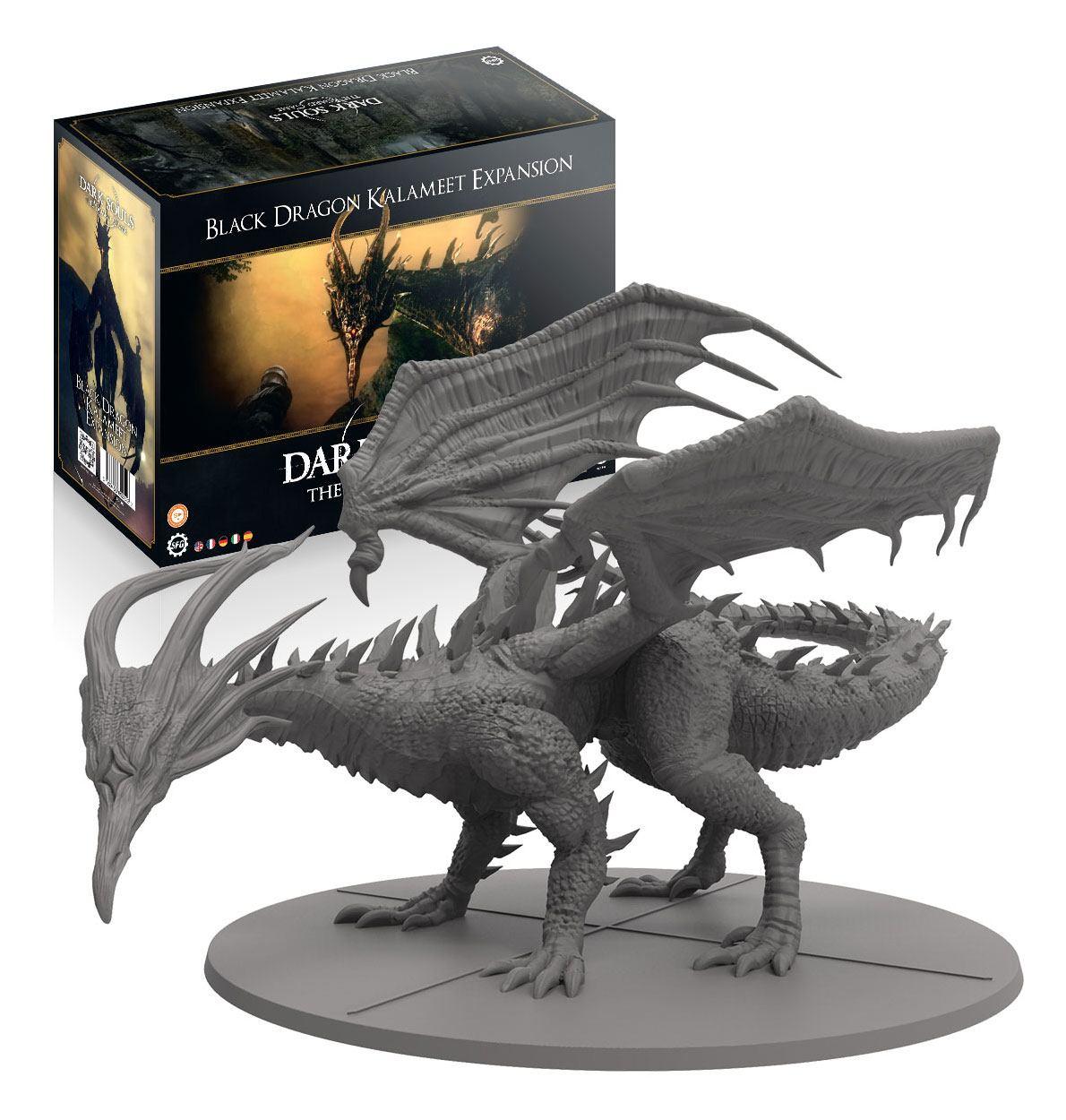 Dark Souls The Board Game Expansion Black Dragon Kalameet