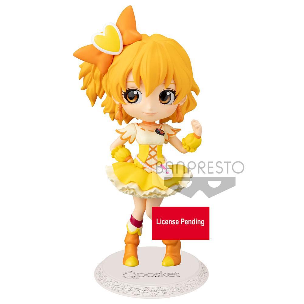Fresh Pretty Cure! Q Posket Mini Figure Cure Pine Ver. A 14 cm
