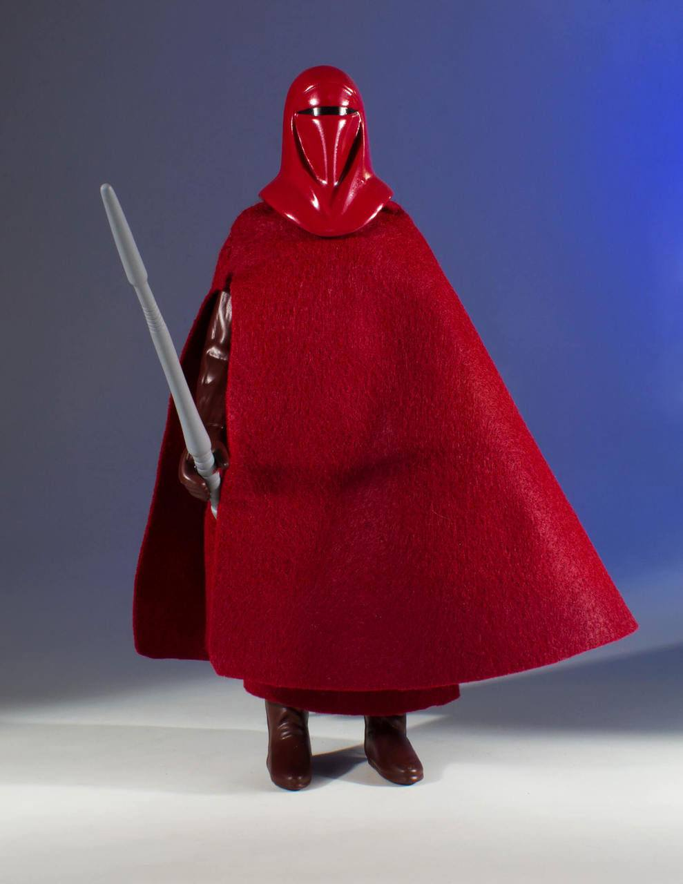 Star Wars Jumbo Kenner Action Figure Emperor's Royal Guard 30 cm