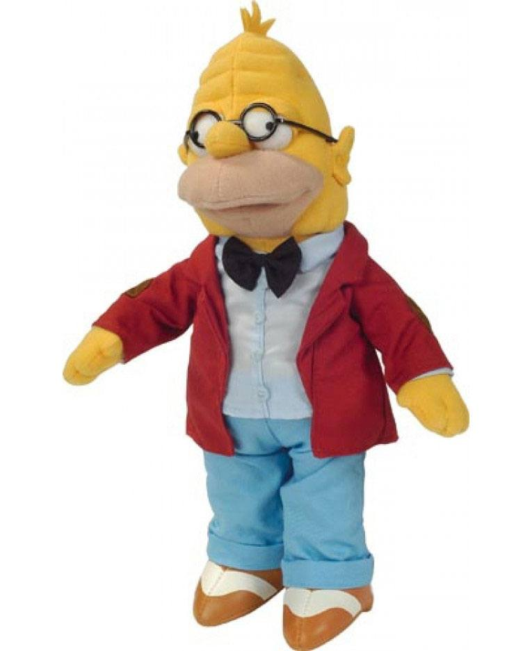 Simpsons Plush Figure Abe 30 cm