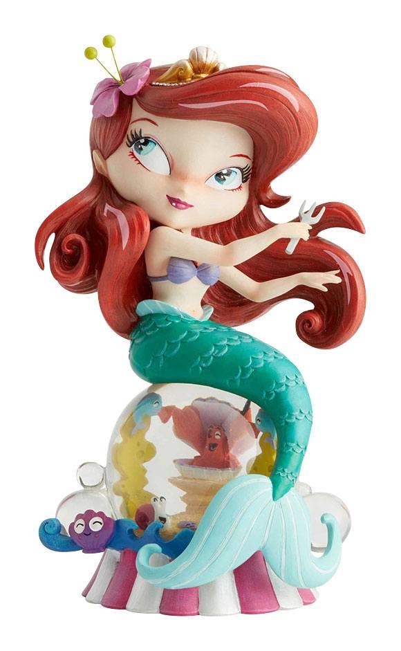 The World of Miss Mindy Presents Disney Statue Ariel (The Little Mermaid) 24 cm