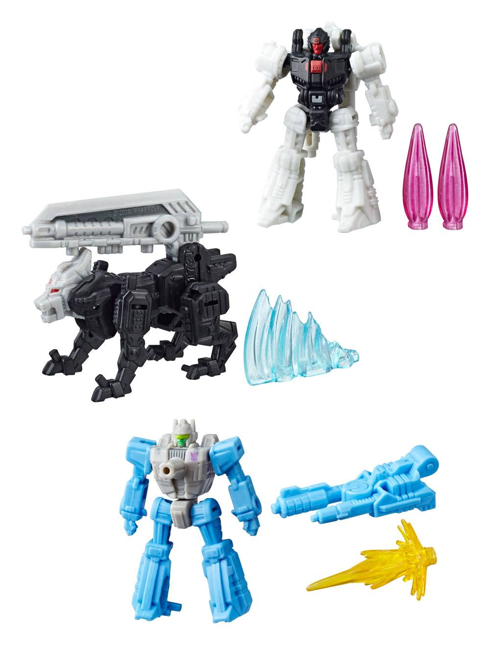 Transformers Generations War for Cybertron: Siege Action Figures Battle Master W1 Assortment (12)