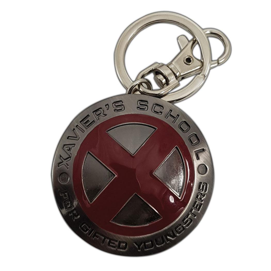 Marvel Comics Metal Keychain X-Men Logo