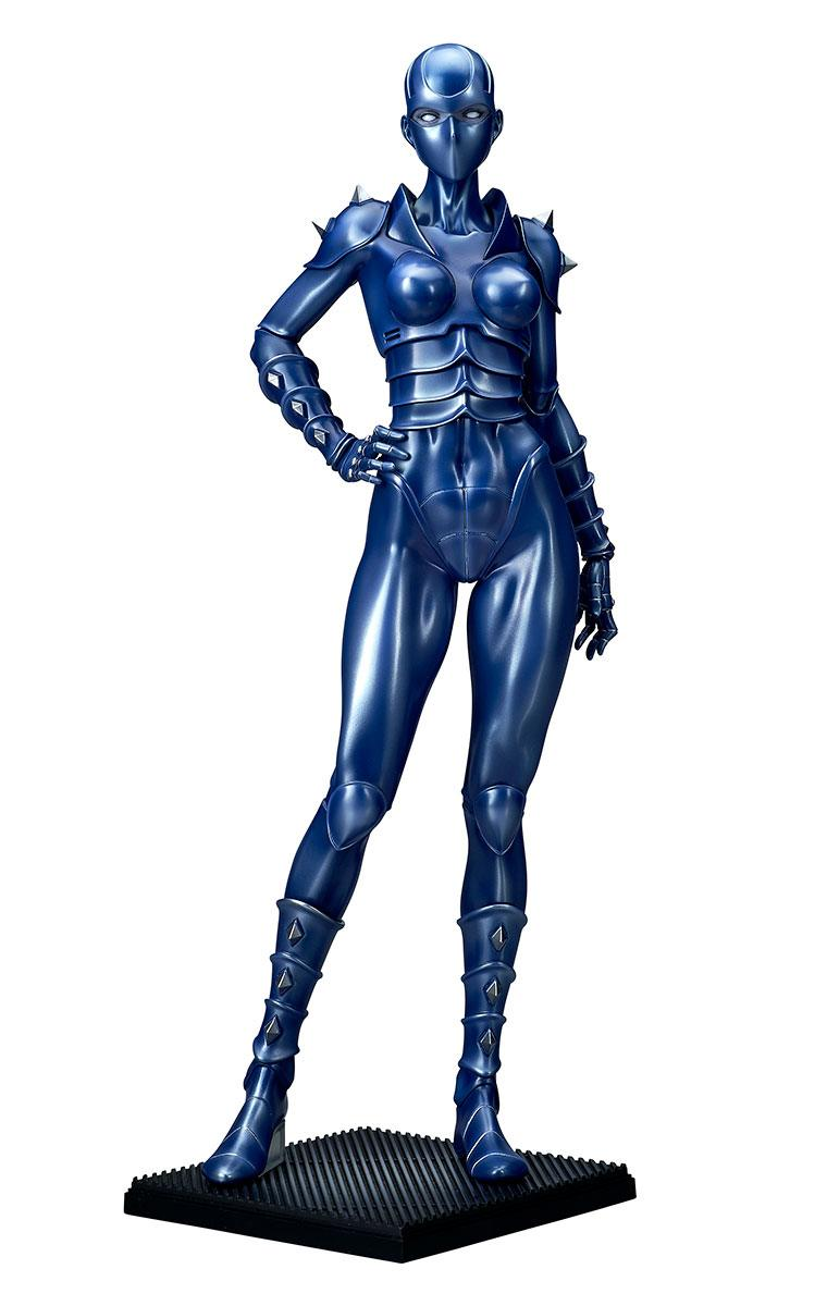 Cobra The Space Pirate PVC Statue 1/6 Armaroid Lady 41 cm