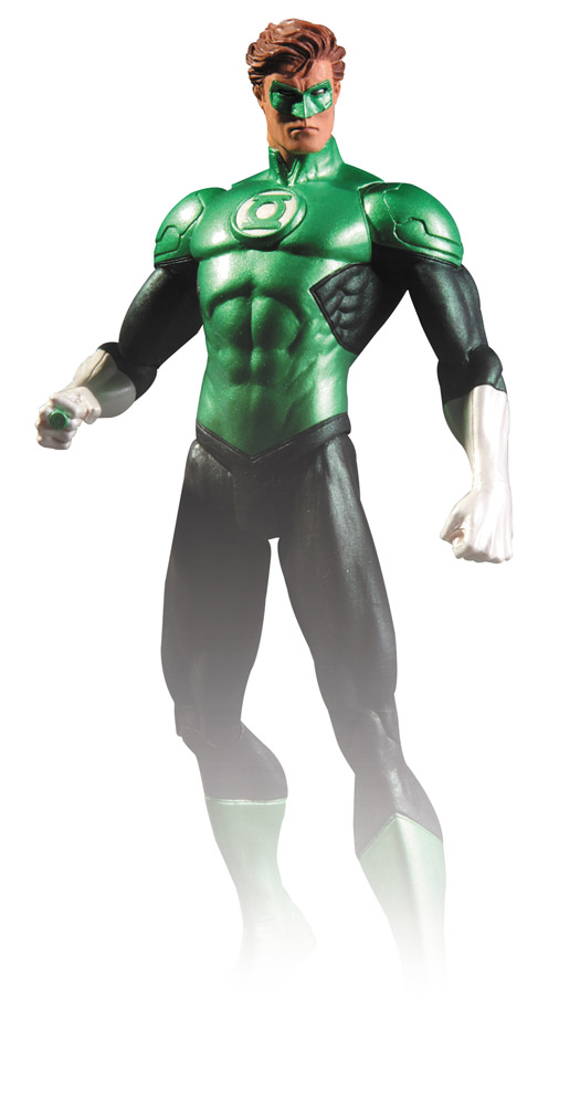Justice League Action Figure New 52 Green Lantern 17 cm