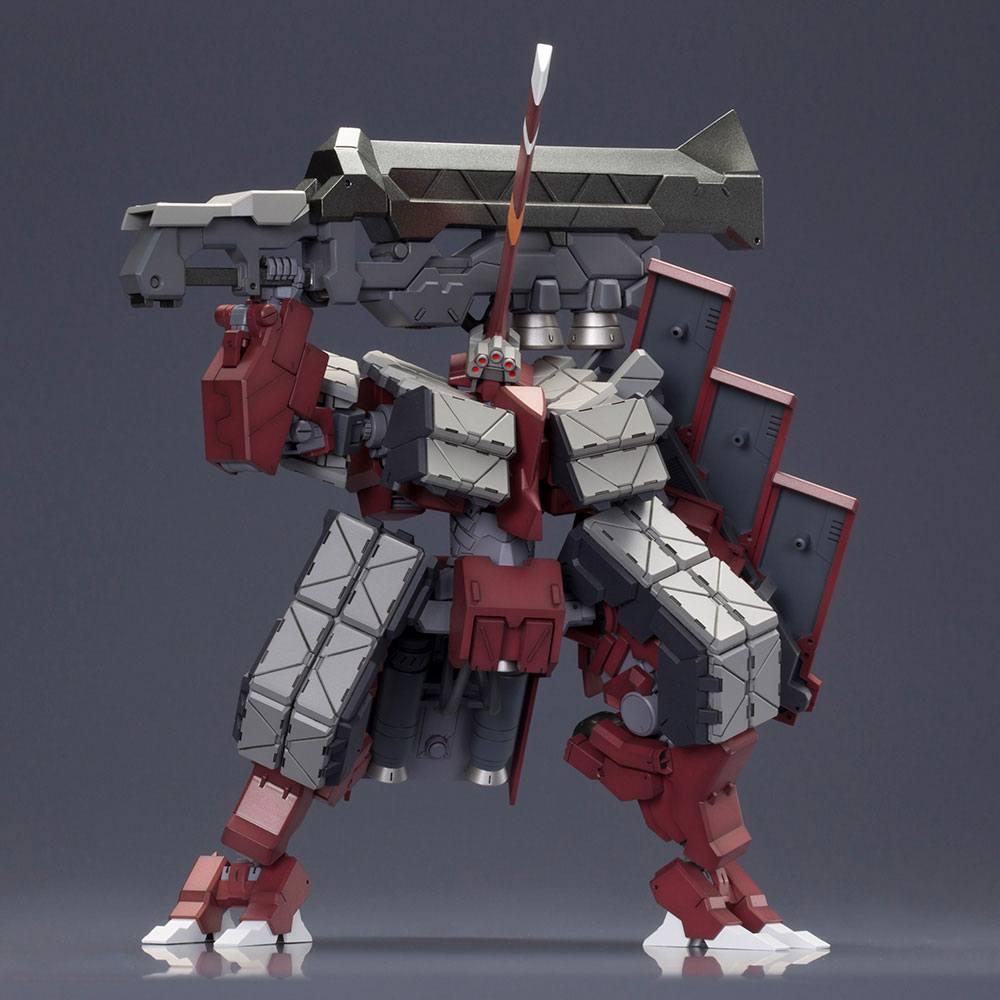 Frame Arms Plastic Model Kit 1/100 Type 48 Model 2 Kagutsuchi Otsu Fencer RE2 18 cm