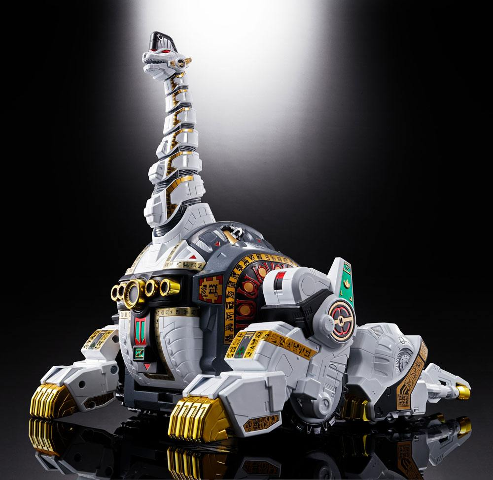 Power Rangers Soul of Chogokin Diecast Action Figure GX-85 Titanus 29 cm