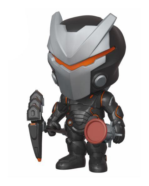 Fortnite 5 Star Action Figure Omega Full Armor 10 cm