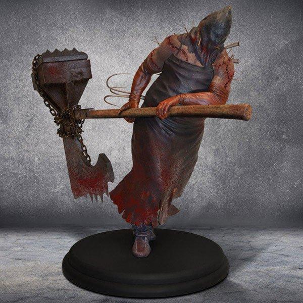 Resident Evil Statue 1/4 Executioner Majini 61 cm --- DAMAGED PACKAGING