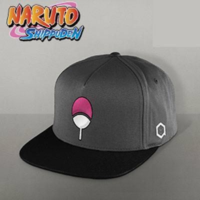 Naruto Snap Back Cap Sasuke